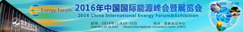 China International Energy Forum & Exhibition