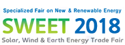 SWEET 2018 ( Solar, Wind & Earth Energy Trade Fair)