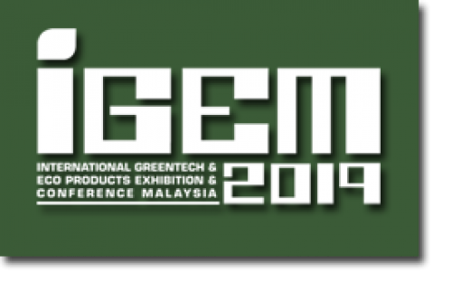 International Greentech & Eco Products Exhibition & Conference Malaysia (IGEM) 2019
