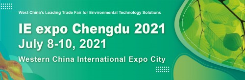 IE expo Chengdu 2021: West China's Leading Trade Fair for Environmental Technology Solutions: Water, Waste, Air and Soil
