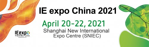 IE expo China 2021: Asia's Leading Trade Fair for Environmental Technology Solutions: Water, Waste, Air and Soil