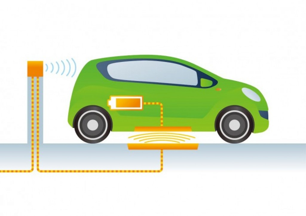 WIRELESS CHARGING OF ELECTRIC VEHICLES IS A SUCCESS!