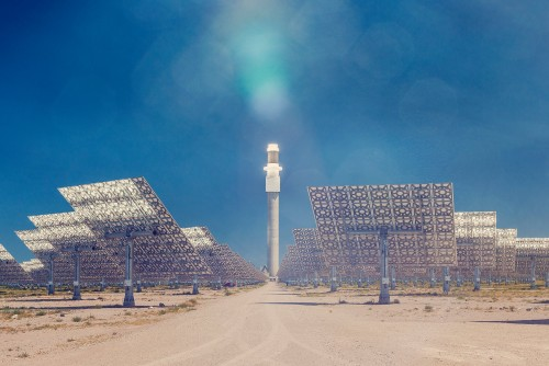 How sun, salt and glass could help solve our energy needs