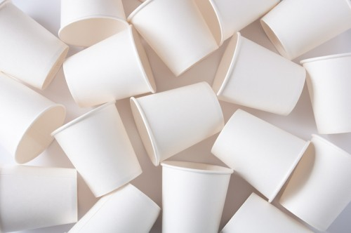 UK Paper Company Invents Technology to Recycle Disposable Plasticized Coffee Cups