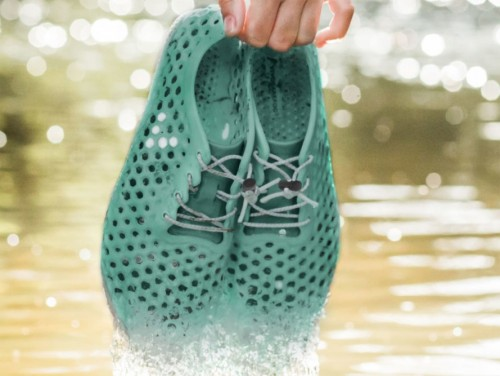 Vivobarefoot is launching a sneaker made out of algae