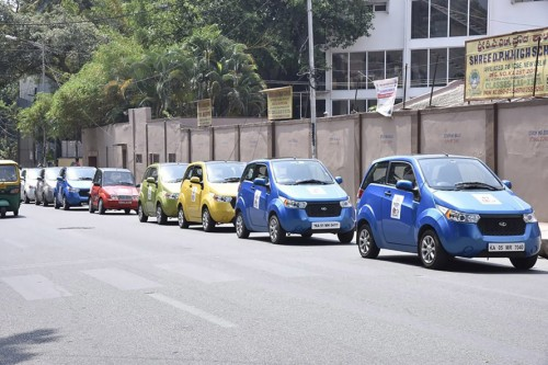 India to only sell electric cars by 2030