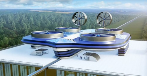 Are gyroscopic vehicles the future of urban travel?