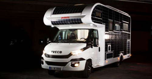 Meet the solar-powered electric motorhome we've all been waiting for