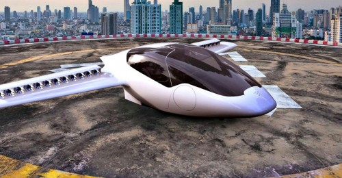 Lilium's all-electric flying taxi could travel from Manhattan to JFK in 5 minutes
