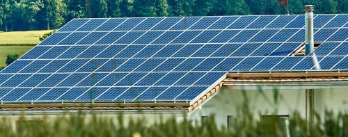 Report: solar power is the fastest growing source of new energy