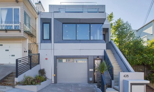 Solar-powered Noe Hill Smarthome is an eco-friendly dream in San Francisco