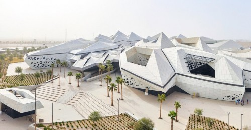 Zaha Hadid Architects' futuristic KAPSARC named Saudi Arabia's 'smartest' building