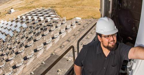 New fractal concentrated solar power receivers absorb sunlight more efficiently