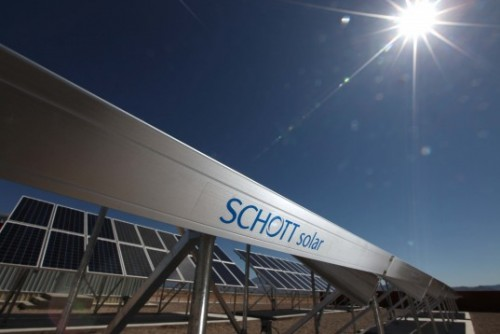 SCHOTT Solar Company Breaks Record for Screen-Printed Solar Cell Efficiency