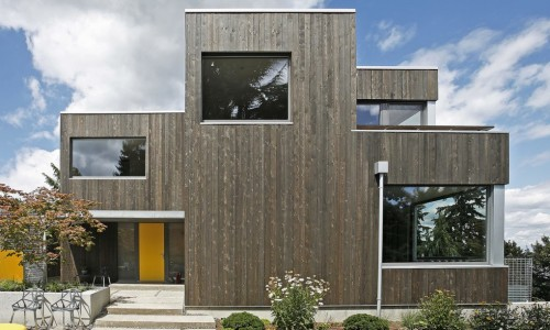 Ultra-green house in Seattle marries aesthetics and sustainability