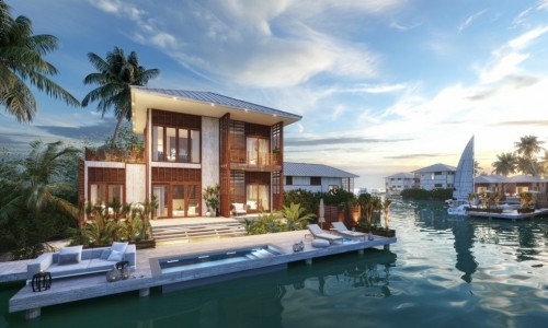Gorgeous Belize eco-resort will offer 100% carbon neutral villas