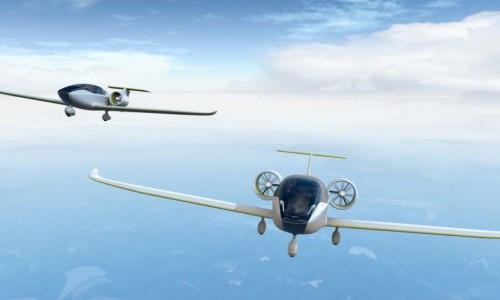 The E-Fan X jet heralds an electric passenger plane revolution