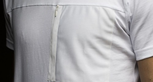 RepAir T-shirt cleans the air while you wear it